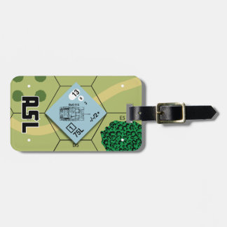 ASL StuG III G Luggage Tag