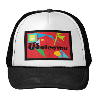 ASL WELCOME CAP