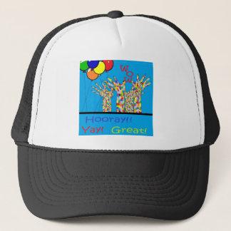 ASL Yay Trucker Hat