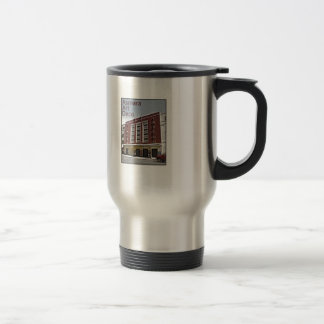 Asmara Art Deco - Cinema Impero Stainless Steel Travel Mug