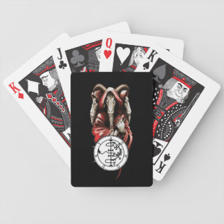 Asmodeus Poker Deck