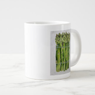 Asparagus 2013 large coffee mug