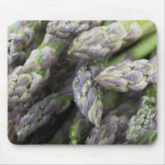 Asparagus Tips Mousepad