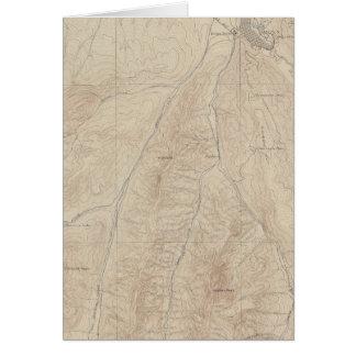 Aspen Atlas Sheet Card
