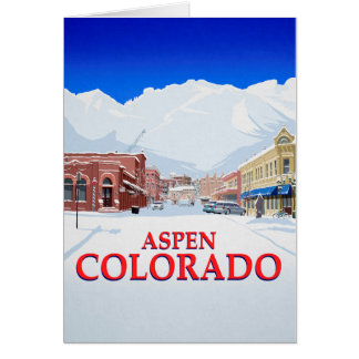 Aspen Card