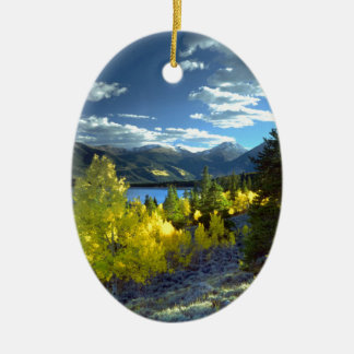 Aspen Ceramic Ornament