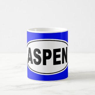 Aspen Colorado Coffee Mug