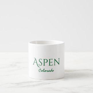 Aspen Colorado Espresso Cup