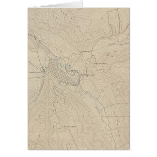 Aspen District Card