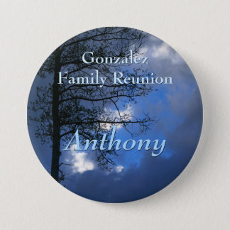 Aspen Family Reunion Name Badge