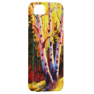 Aspen Glow iPhone 5 Covers