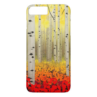 Aspen Grove in Fall Phone Case