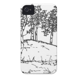 Aspen Grove iPhone 4 Case-Mate Case