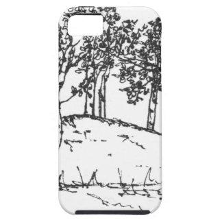 Aspen Grove iPhone 5 Case
