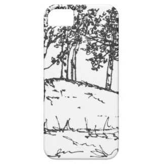 Aspen Grove iPhone 5 Cover