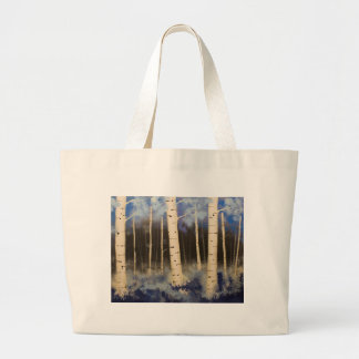 Aspen Grove Large Tote Bag