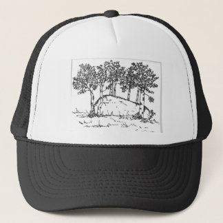 Aspen Grove Trucker Hat