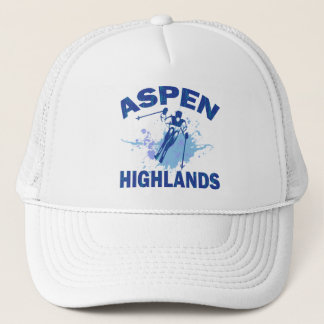ASPEN HIGHLANDS TRUCKER HAT