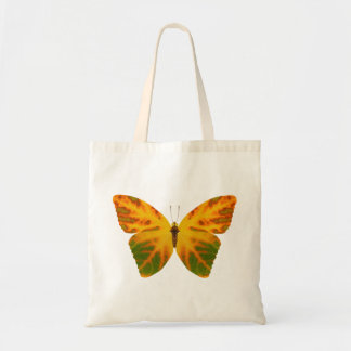 Aspen Leaf Butterfly 1 Tote Bag