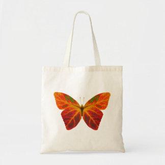 Aspen Leaf Butterfly 2 Tote Bag