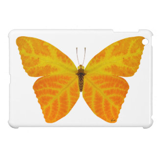 Aspen Leaf Butterfly 3 Case For The iPad Mini