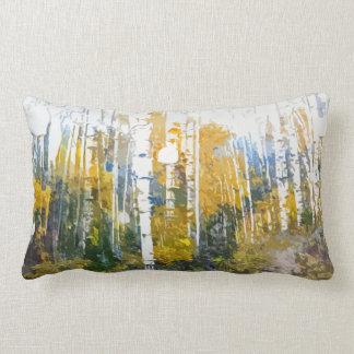 Aspen Surprise Lumbar Pillow