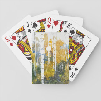 Aspen Surprise Playing Cards