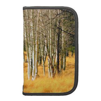 aspen trees folio smartphone organizers