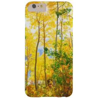 Aspen Trees In Fall | Sierra Nevada Mountains, CA Barely There iPhone 6 Plus Case