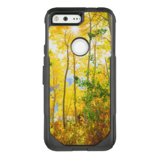 Aspen Trees In Fall | Sierra Nevada Mountains, CA OtterBox Commuter Google Pixel Case