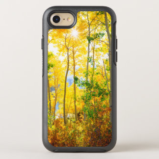 Aspen Trees In Fall | Sierra Nevada Mountains, CA OtterBox Symmetry iPhone 8/7 Case