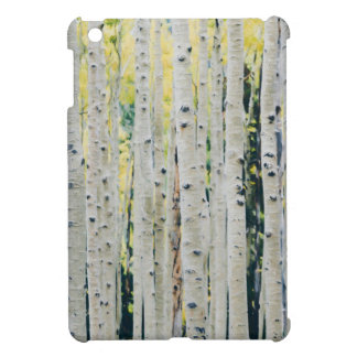 Aspens Forest - Painted iPad Mini Cover