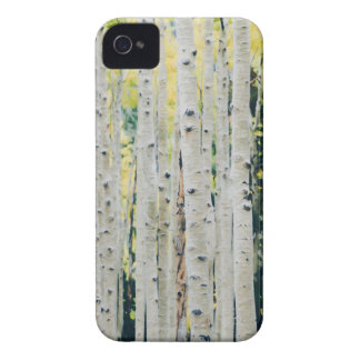 Aspens Forest - Painted iPhone 4 Case-Mate Cases