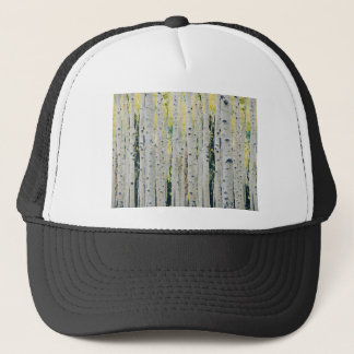 Aspens Forest - Painted Trucker Hat