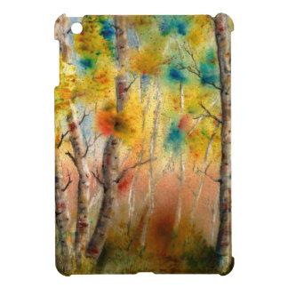 Aspens in Fall iPad Mini Case