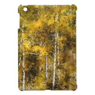 Aspens in the Fall iPad Mini Covers