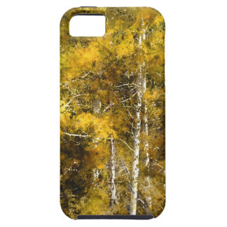 Aspens in the Fall iPhone 5 Covers