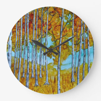 Aspens Large Clock