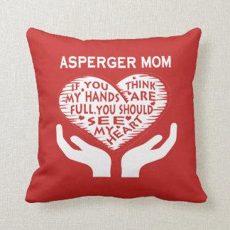 Asperger Mom Cushion