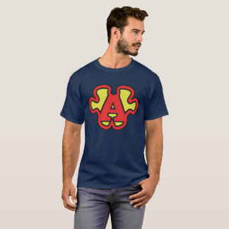 Aspergers Syndrome Aware Superpower T-shirt