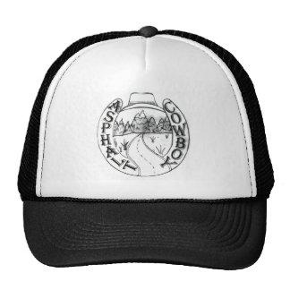 Asphalt Cowboy Basic Cap Mesh Hats