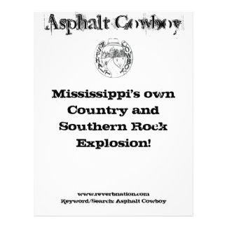 Asphalt Cowboy Flyer 1
