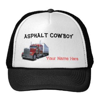 Asphalt Cowboy Hat
