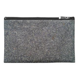 Asphalt Road Background Texture Travel Accessory Bag