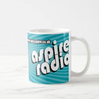 Aspire Radio Mug