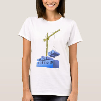 Asplenia Studios - Build 'em up T-Shirt