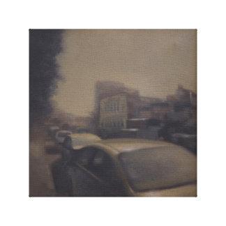 Asr, Oil on Canvas (Print) Canvas Print