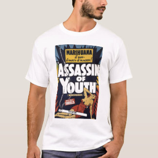 """""""Assassin of Youth"""" Tee Shirt"""