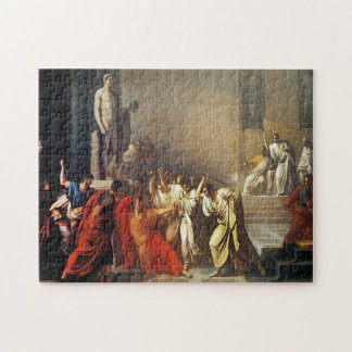 Assassination of Julius Caesar Jigsaw Puzzle