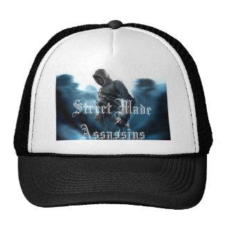 Assassins hat design, Street Made Assassins